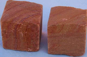 Брусчатка розовая (кварцитопесчаник)