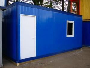 """Сборно-разборный блок-контейнер """"EuroBox"""""""