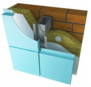Вентилируемые фасады из оцинк. стали для облицовки АКП