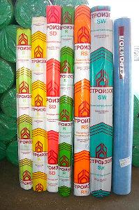 Тенты для защиты строительных объектов Строизол RT