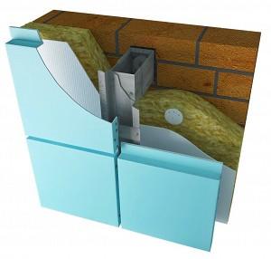 Подсистема вентилируемых фасадов под облицовку композитными панелями