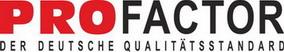 Profactor Armaturen GmbH - Profactor шаровые краны, запорно-регулирующая арматура profactor, фитинги резьбовые латунные profactor.