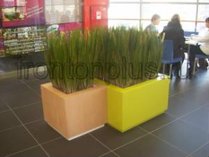 Цветочницы для искусственных растений