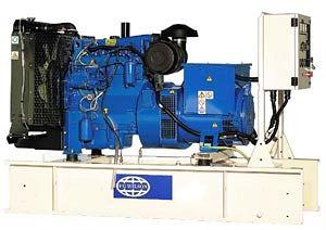 Дизельные электростанции FG Wilson мощностью 27– 200 кВА