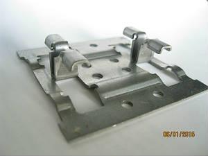 Кляммер для терракоты КТ-К рядовой AISI 304 1.2мм