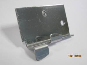 Кляммер скрытого крепления КГ-с угловой AISI 304 1,2мм