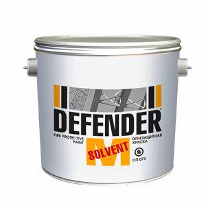 Краска огнезащитная ДЕФЕНДЕР М(S) для м/к на растворителе