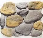"""Искусственный камень """"Речной камень"""""""