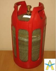Газовый баллон для пропана Сompolite 14.8 литра