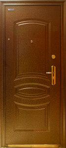 Дверь металлическая входная M. Polo - 030