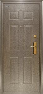 Дверь металлическая входная M. Polo- 080