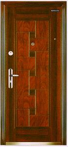 Дверь металлическая входная M. Polo - 0100