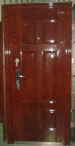 Дверь металлическая входная M. Polo - 160