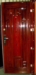 Дверь металлическая входная M. Polo - 170