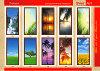 >> Декоративные панели из стекла, оргстекла, МДФ, серия `Пейзаж`