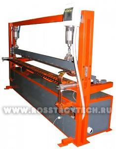 Ручная сварочная линия «РЛ» для производства кладочной сетки