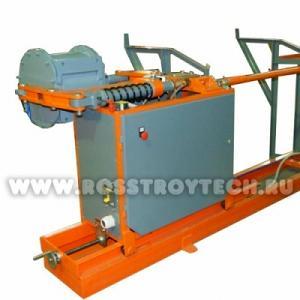 Автоматическая машина для сварки тяжелых арматурных сеток