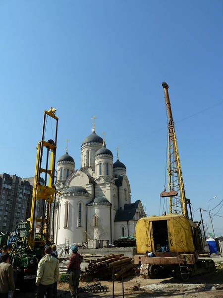 Фото Храм в Марьино