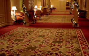 Тканые ковровые покрытия Axminster