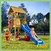 Поступили в продажу детские игровые комплексы «Jungle Club»