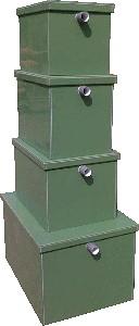 Сепараторы водожировых эмульсий (жироуловитель)