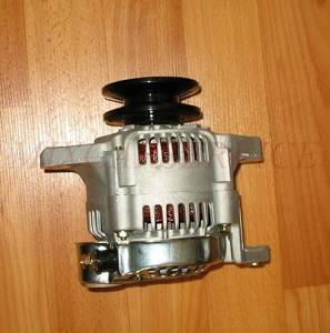 Генератор (129423-77020) на двигатель Yanmar 4TNV98