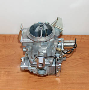 Карбюратор на погрузчик Катерпилер (Caterpillar), двигатель 4G64