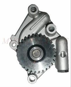 Масляный насос для погрузчика Mustang 2066, двигатель Yanmar 4TNV98
