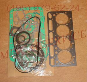 Комплект прокладок на двигатель Kubota V2203