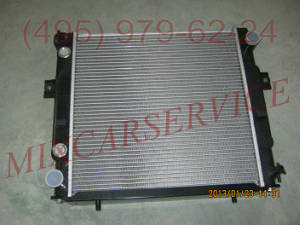 Радиатор на погрузчик Toyota 6FG15
