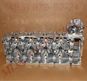 Головка блока цилиндров для двигателя Isuzu 4JJ1 (8-97355-970-8)