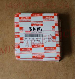 Кольца поршневые на двигатель Isuzu 3KR1