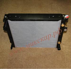 Радиатор на двигатель Toyota 7FGCU30