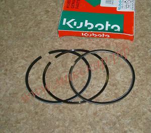 Кольца поршневые для двигателя Kubota V3300