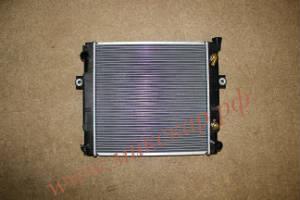 Радиатор двигателя к погрузчику Toyota 8FD10-18, 16410-23331-71