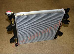 Радиатор охлаждения двигателя погрузчика Nissan FG10-18, FD10-18
