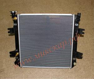 Радиатор охлаждения двигателя к погрузчику Nissan FD20-25/FG20-25
