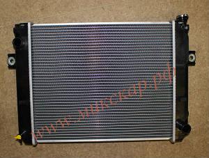 Радиатор двигателя для погрузчика TCM FD20-30, 239A2-10102