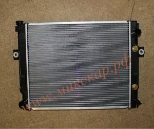 Радиатор охлаждения двигателя для погрузчика Komatsu FG15-20, 3EA-04-4