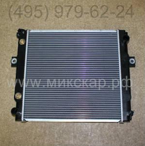 Радиатор погрузчика Mitsubishi FD20-30NT (двигатели S4S, K15, K21, K25