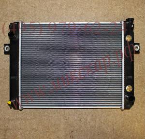 Радиатор двигателя для погрузчика TCM FD15T3 (20A7210101)