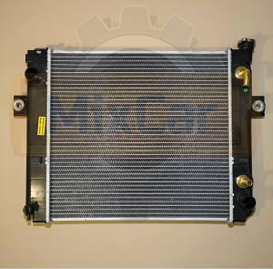 Радиатор погрузчика TCM FD15T19 (219N2-10101)