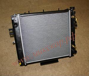 Радиатор охлаждения двигателя на погрузчик Toyota 7FD15