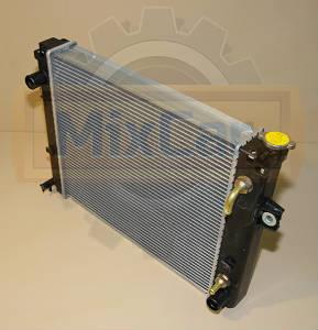 Радиатор для погрузчика Toyota 7FD20 (16420-23431-71)
