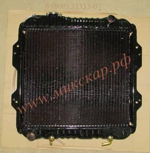 Радиатор охлаждения для погрузчика Nissan FG20-25