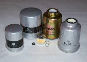 Топливный фильтр для погрузчика Toyota