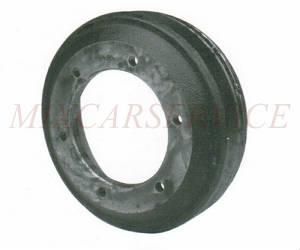 Тормозной барабан на погрузчики 02-5FD15 (дв. 1DZ)