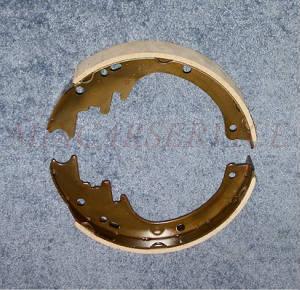 Тормозные колодки для погрузчиков Toyota 02-5FD18 (дв. 1DZ)