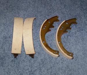 Тормозный колодки для погрузчика TCM FD25