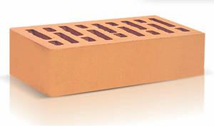 Кирпич облицовочный керамический солома одинарный